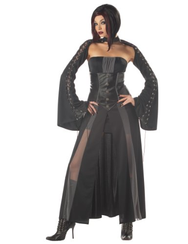 California Costumes Women's Baroness Von Bloodshed Costume