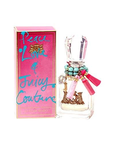 Juicy Couture Women's Peace, Love and Juicy Couture Eau de Parfum Spray, 1.7 oz.