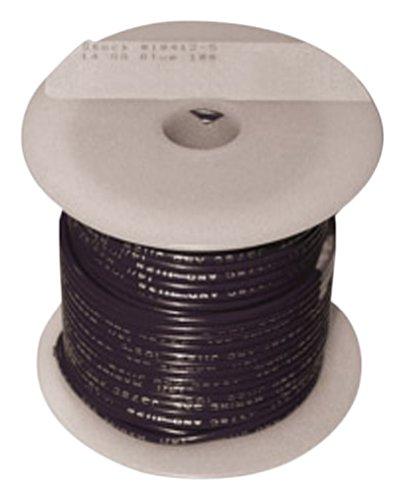 Camco 64032 Black 14GA Primary wire