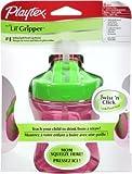 First Lil Gripper Twist'n Click Straw Trainer Cup