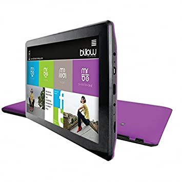 "Billow Tablet 10.1"" X100P QCore1.5GHz 8GB 4.4 Purp"