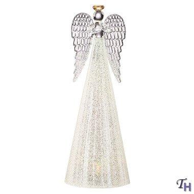Lenox Snow Angel Lit Figurine