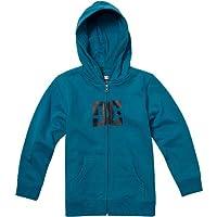 ディーシー DC Star Full-Zip Hooded Sweatshirt - Boys' Atlantic Depth アウトドア キッズ 子供 男の子 ジャケット 並行輸入