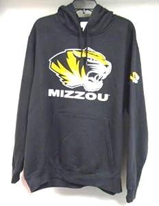 Missouri Tigers Raining Points Hooded Sweatshirt by Majestic