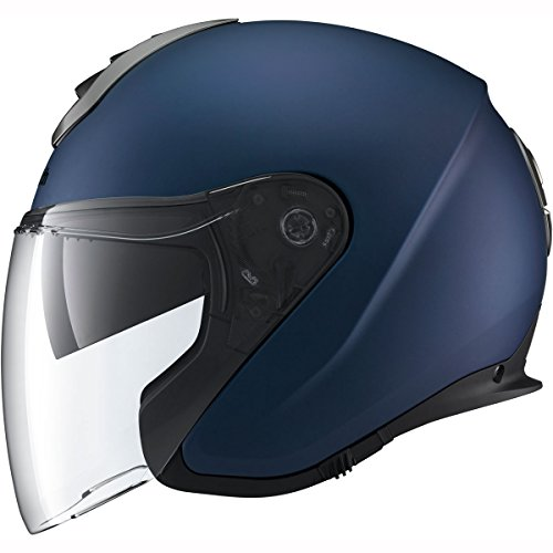 Motorcycle Schuberth M1 Helmet Paris Blue XS UK
