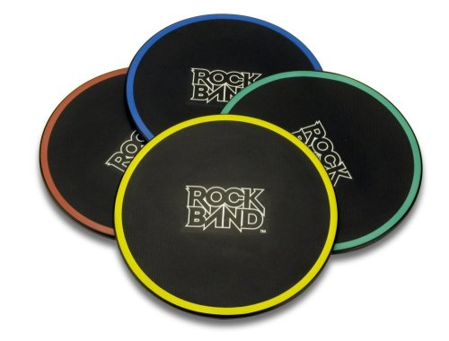 Rock Band Drum Silencers