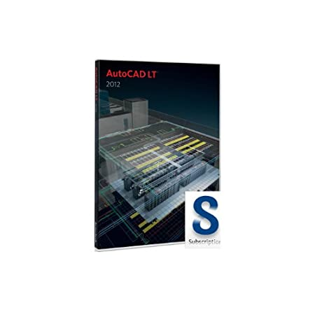 AutoCAD LT 2012 -- Includes 1 Year Autodesk Subscription