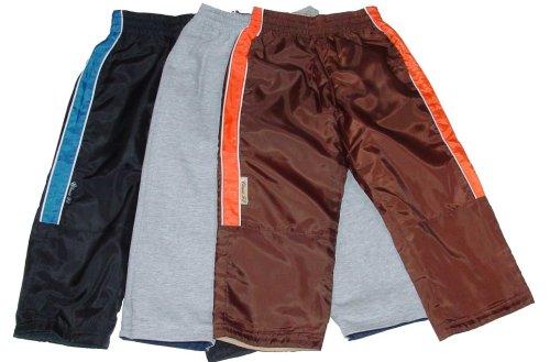 Little Boys' Windbreaker Reversible Pants
