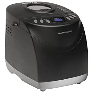 Hamilton-Beach-HomeBaker-29882-Breadmaker-Black
