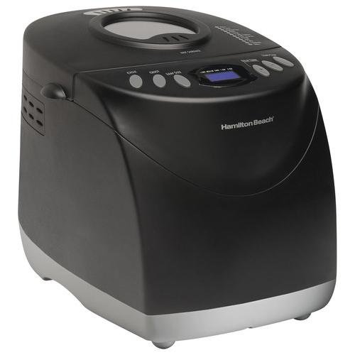 Hamilton Beach Programmable Bread Machine, 2-Pound Bread Maker with Gluten-Free Setting (29882) (Breadmaker Bread Pan compare prices)
