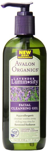 Avalon Organic Lavender Cleansing Gel 200 g