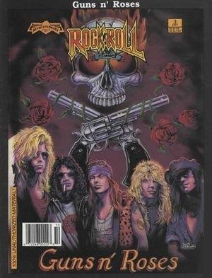 Rock N' Roll Comics Magazine #3: Guns n' Roses