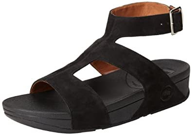 5e52eee2d5c FitFlop Womens s Arena Gladiator Sandal