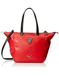 PUMA Women's Ferrari Long Sleeve Handbag