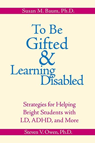 the brighter side of learning disabilities