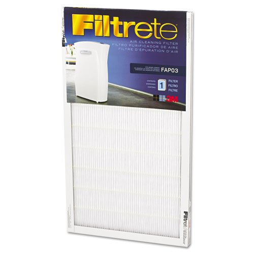 Filtrete(TM) Air Cleaning Filter FAPF03-4, 11.75 in x 21.44 in x .75 in You are purchasing the Min order quantity which is 4 EACH