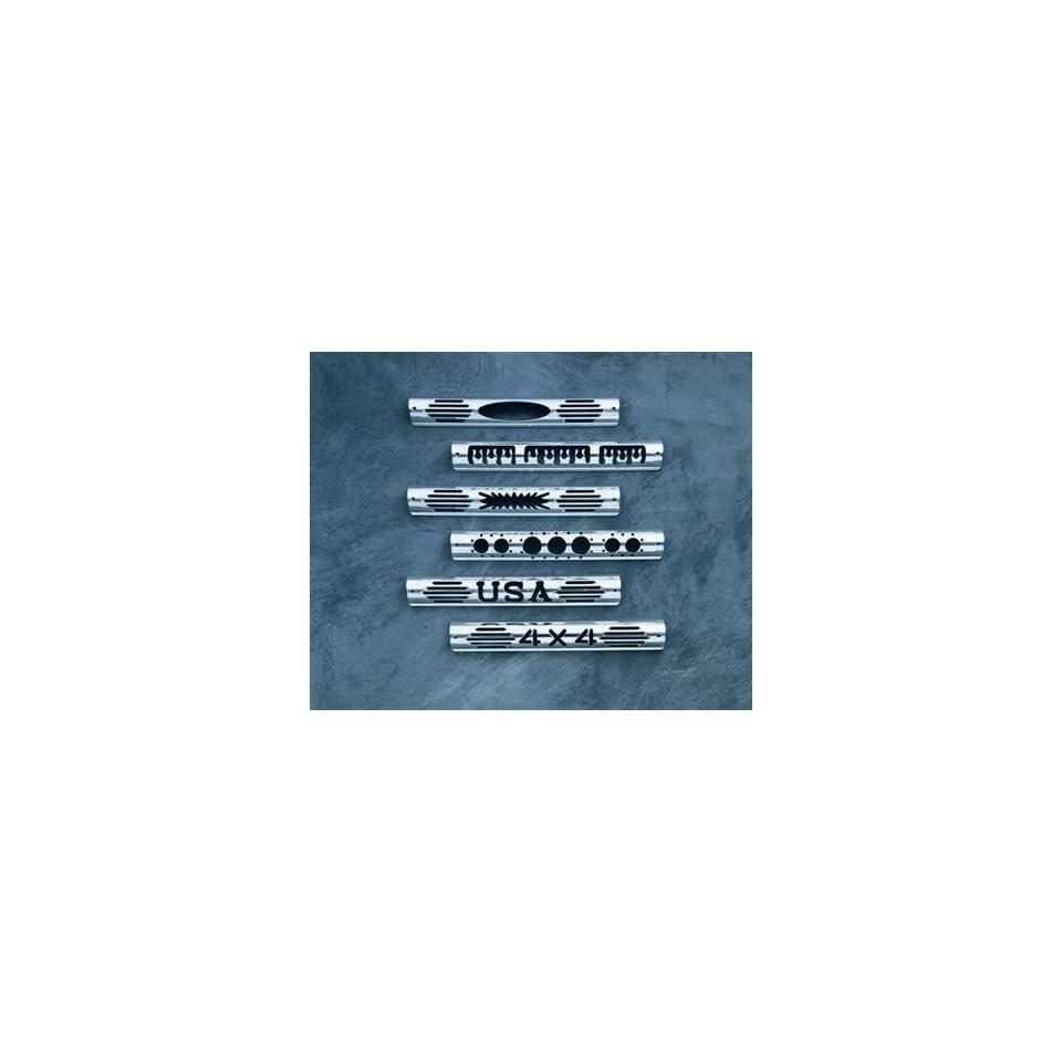 All Sales HD54006P Polished Harley Davidson Third Brake Light Cover