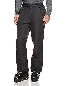 Ultrasport Pantalon de ski Homme noir S