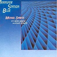 "Cover of ""Transfer Station Blue"""