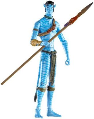 Buy Low Price Mattel James Cameron's Avatar Movie 3 3/4 Inch Action Figure Avatar Jake Sully (B002Q0RSFM)