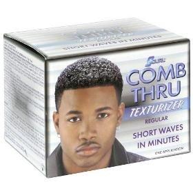 SCURL Comb Thru Texturizer Regular (One Application)