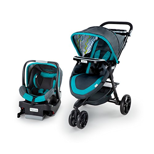 Ingenuity Instride Easy Up Travel System, Avondale (Intrust 35 Infant Car Seat compare prices)