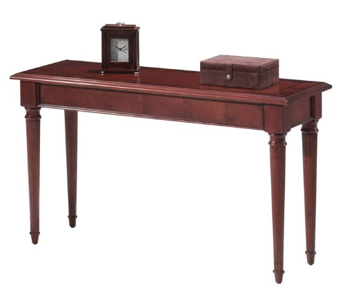 English Cherry Console Table English Cherry Finish