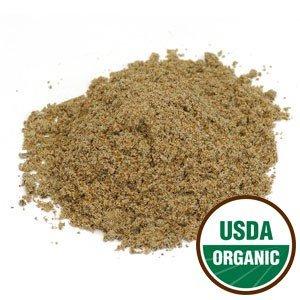 Starwest Botanicals Organic Milk Thistle Seed Powder -- 1 Lb
