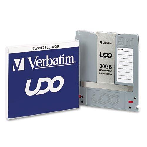 Verbatim - Udo Rewritable Ultra-Density Optical Cartridge, 30Gb 89982 (Dmi Ea
