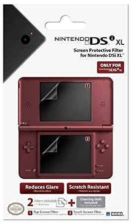 Nintendo DSi XL Screen Protective Filter