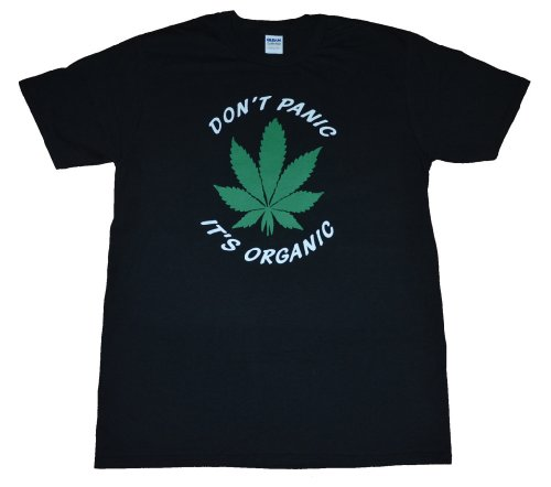 Got-tee-Dont-Panic-Its-Organic-Weed-Funny-T-shirt