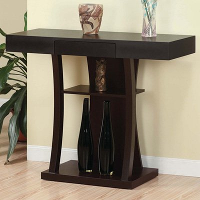 Cheap Enitial Lab Fraser Espresso Console Table (ID-29308)
