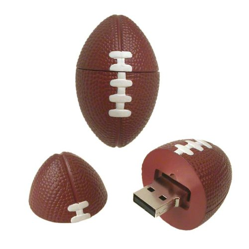 4GB Rugby Football USB Flash Drive