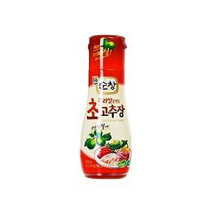 Daesang - Vinegared Hot Pepper Paste (Net Wt. 300g)