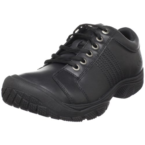 09. KEEN Utility Men's PTC Oxford Work Shoe
