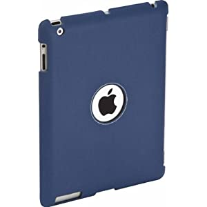 Targus Vucomplete Back Cover THD00703AP-50 for the New iPad, 3rd Generation, Compatible with Apple Smart Cover (Indigo)