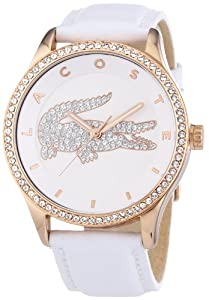 Lacoste Victoria 2000821 Mens Wristwatch With crystals: Lacoste