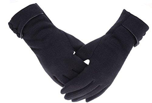 tomily-womens-touch-screen-phone-fleece-windproof-gloves-winter-warm-wear-black