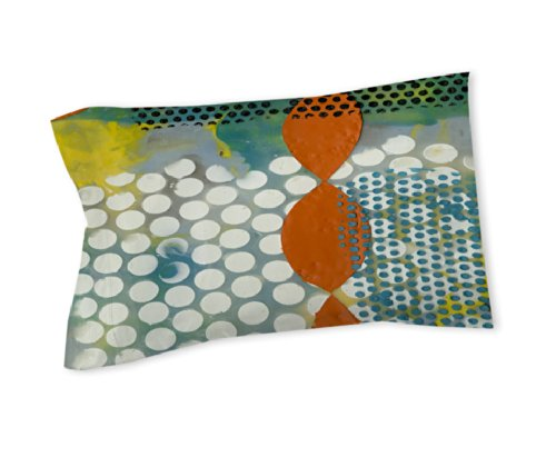 Thumbprintz Pillow Sham, Standard, Translucence Abstraction 2 front-422888