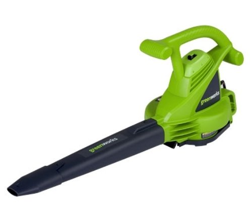 Electric Leaf Blower : Leaf blower vacuum amp electric corded hand lawn