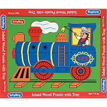 41IGwqlgcqL Cheap  Train Wood puzzle