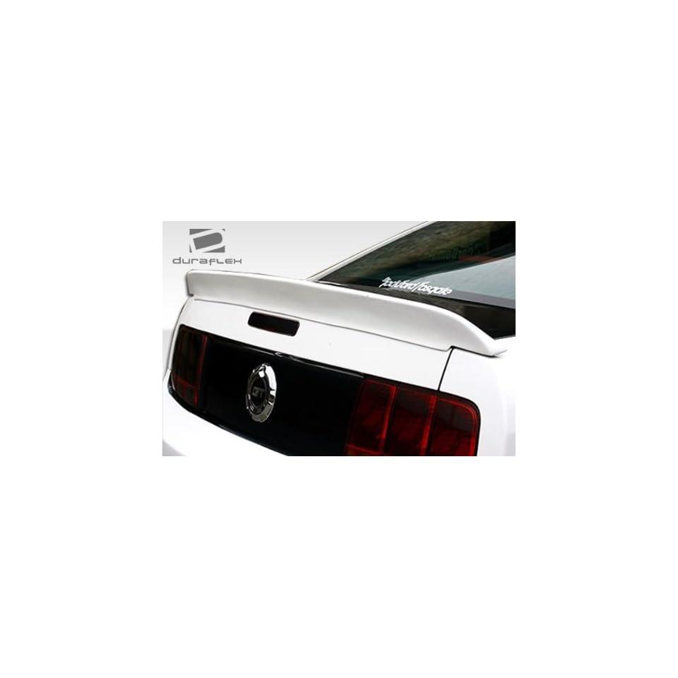 2005 2009 Ford Mustang Duraflex Hot Wheels Widebody Wing