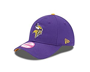 NFLWomen's Sideline 9Forty Adjustable Cap, One Size from New Era
