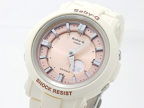 Casio CASIO baby G neon Dial Watch BGA 300-7 A 2 parallel imported goods