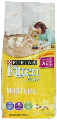 Detail image Purina Kitten Chow, 6.3-Pound