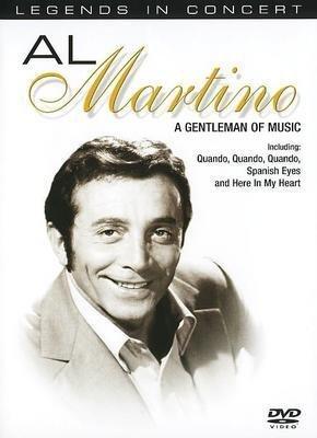 Al Martino - Legends in Concert