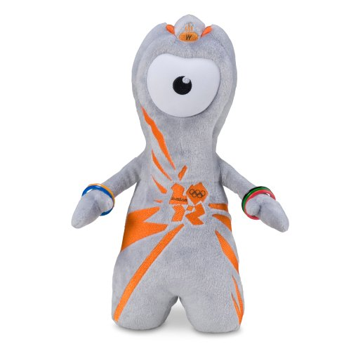 Olympic Mascots 30cm Plush Wenlock