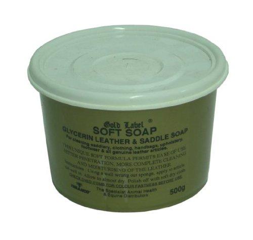 Gold-Label-Savon-doux-pour-selle-de-vlo-500-g