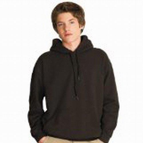 Gildan heavy blend hoodie navy S (GD57)