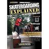 Skateboarding Explained Skateboard DVD ~ Lake